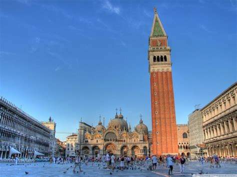 St Square st s square venice italy world for travel