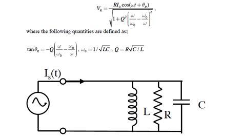 voltage across resistor in rlc circuit voltage across resistor of rlc circuit 28 images rlc series circuit solving using resistor
