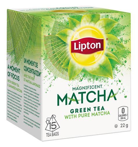Teh Lipton Green Tea lipton green tea matcha original reviews in tea