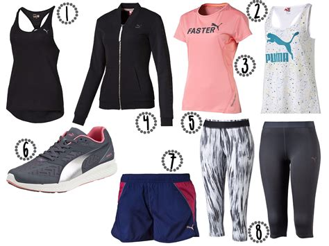 Exercise Wardrobe by Summer Workout Wear Fitness Gear For Summer