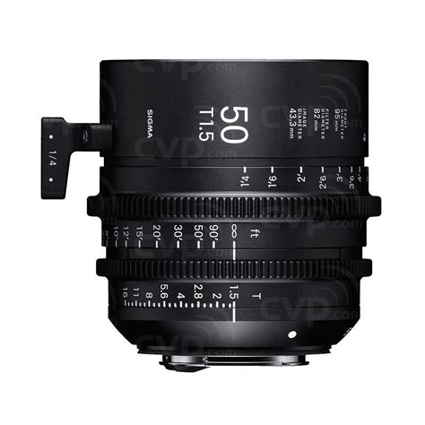 Sigma 24mm T1 5 Ff High Speed Prime Ef Mount buy sigma 50mm t1 5 ff high speed prime cine lens pl mount available in or metre