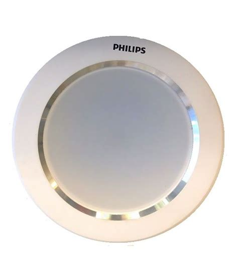 Federal Ceiling Price by Philips 10 Watts Aluminium Ceiling Lights White Buy