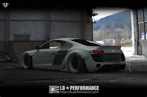 Audi Tune Up Cost Liberty Walk Is Gearing Up An Audi R8 For Sema