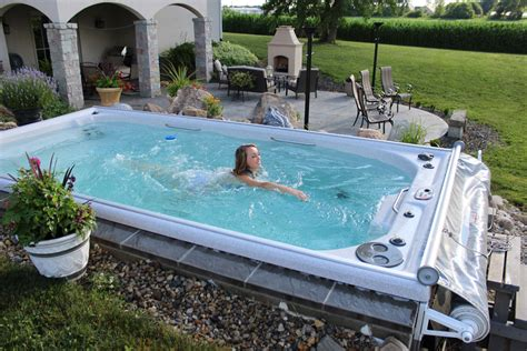 pool spa swim spas for sale swimming pool spa made in the usa