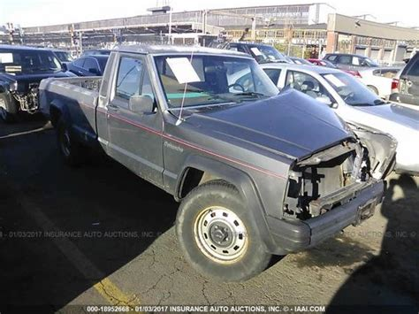 1970 jeep comanche hemmings find of the day 1988 jeep comanche hemmings daily