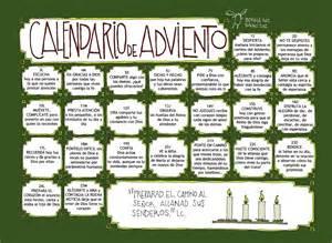 Calendario De Adviento Calendario De Adviento De Rojo Contraca 241 A De