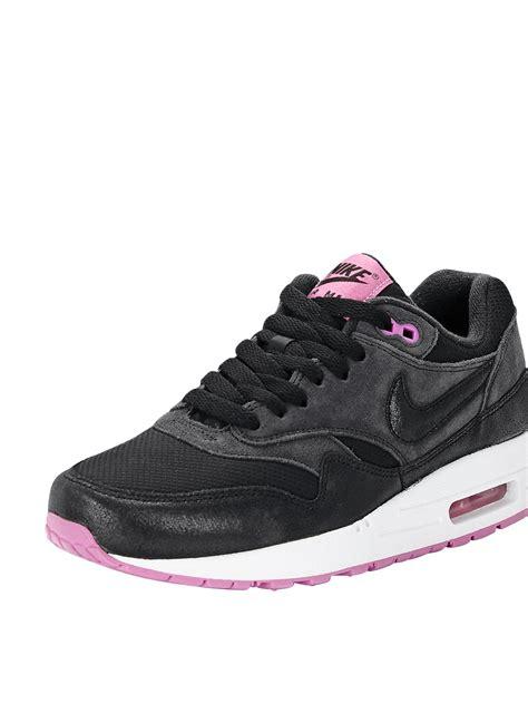 Sepatu Nike Air One Black Pink Womens Style Sporty Trendy nike nike air max 1 essential in pink black pink lyst