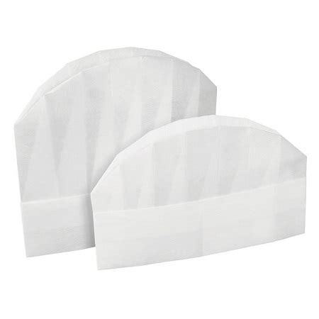 Chef Hats Out Of Paper - nexday supply 650 001 paper chef hat 7 quot