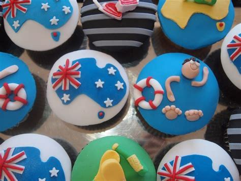 Cupcake Heaven In Australia by Australia Day Cupcakes Cupcakes And Coffee