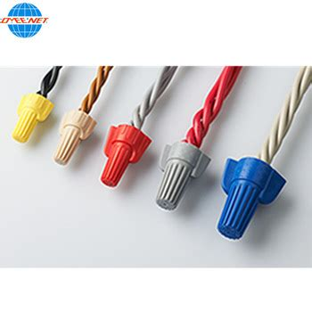types of wire nuts 96 electrical cable connectors types winged plastic wire nuts type connectors on