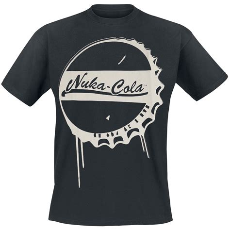 T Shirt Nuka Cola nuka cola bottle cap t shirt design fancy tshirts