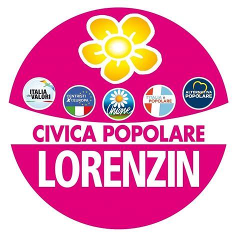 popolare e programma civica popolare e candidati della lista di