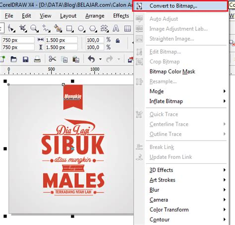 membuat gambar 3d dengan corel x4 desain tipografi dengan coreldraw kumpulan tutorial