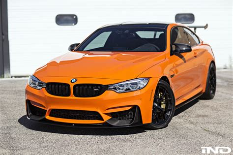 Bmw Orange by Orange Bmw M4 Modded By Ind Distribution