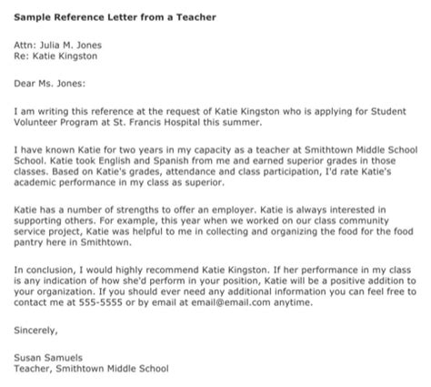 Recommendation Letter For Student Running For Student Council letter of recommendation for student for free