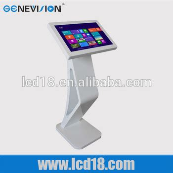 Digital Signage Murah 50 Inch Android System Wifi Lan Hdmi 21 5 inch floor standing kiosk touch screen display