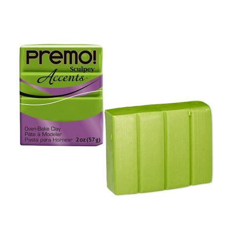 Premo Sculpey Accents 2 Oz 56 Gram premo sculpey accents 174 polymer clay bright green pearl bar of 56 grams 2 ounces