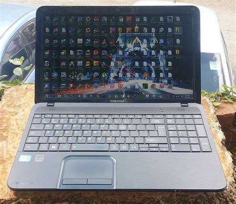 toshiba satellite  intel  gb gb laptop ebay