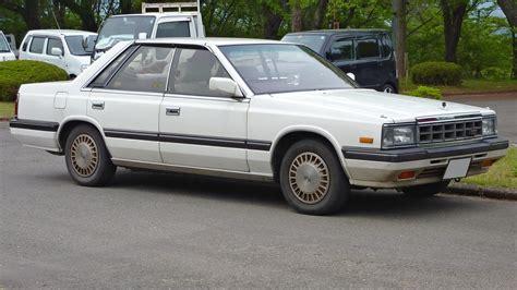 Front Corner L Nissan 200l 1983 nissan laurel