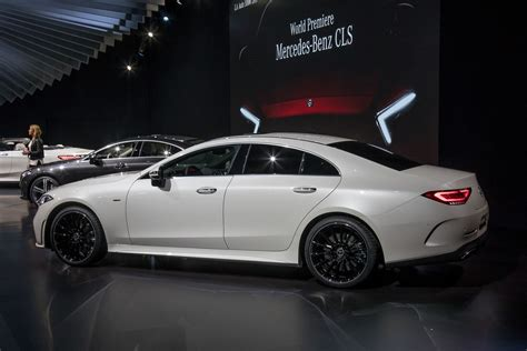 Mercedes 2019 Cls by 2019 Mercedes Cls Puts Other 4 Door Coupes On Notice