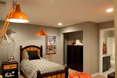 awesome basketball themed rooms   youngsters