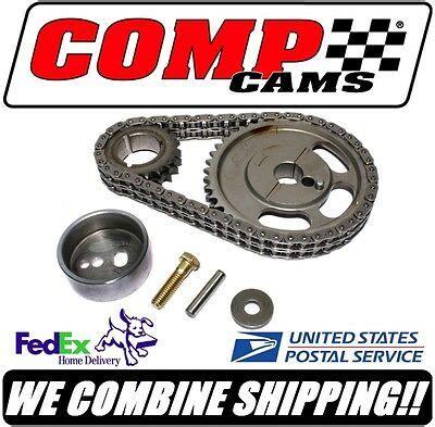 comp cams ford     sbf adjustable roller timing set kt usd    date
