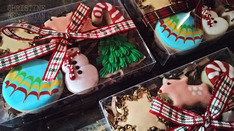 le shoppe winter baking cookie gift