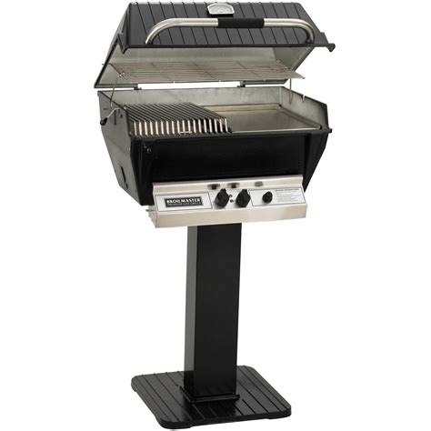 Broilmaster P3 SXN Super Premium Natural Gas Grill On