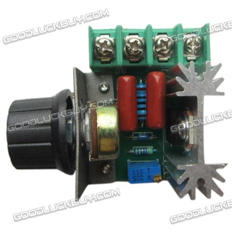 2000w Voltage Regulator Dimmer Motor Speed Controller 2000w scr voltage regulator dimmer ac electric motor speed
