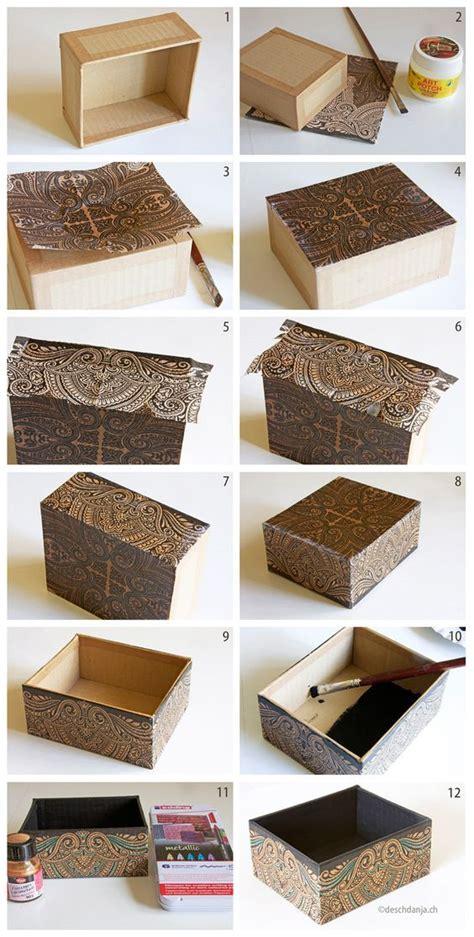 1000 ideas about cardboard box storage on diy