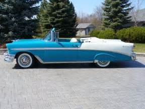 1956 Chevrolet Bel Air Convertible 1956 Chevrolet Bel Air Convertible For Sale