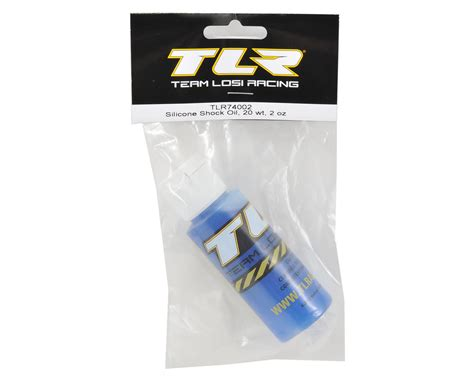 Team Losi Racing Tlr74008 Silicone Shock 35wt 2 Oz team losi racing silicone shock 2oz 20wt tlr74002 cars trucks amain hobbies