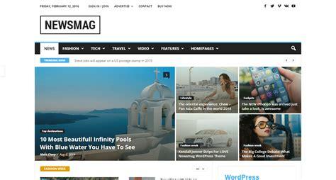 theme wordpress newsmag newsmag magazine wordpress plugin download review 2018