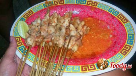 tempat makan sate taichan  jakarta  bikin kamu