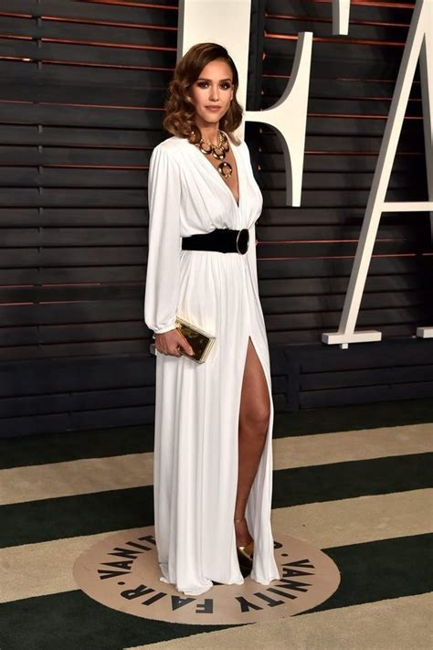 Vanity Fair After by Oscars 2016 The Best Thigh High Slit Dresses From Vanity