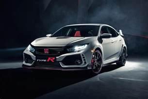Honda R Type 2018 Honda Civic Type R Debuts On Sale In Australia Q4