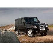 Mercedes Benz G350 CDI G Wagen Review