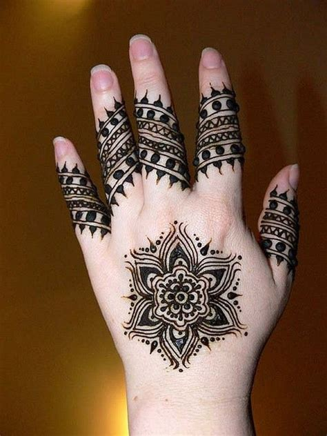 how to do a henna tattoo yourself mehndi designs for step by step usually