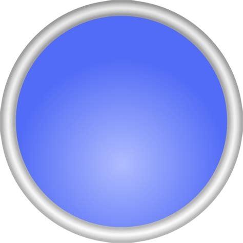 shiny blue circle clip art  vector  open office