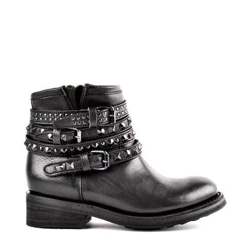 buy biker boots online buy tatum biker boots in black leather from ash footwear