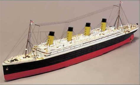 R A R Original Umakuka 3d 200 mantua rms titanic 1 200 houten bouwmodel met rc