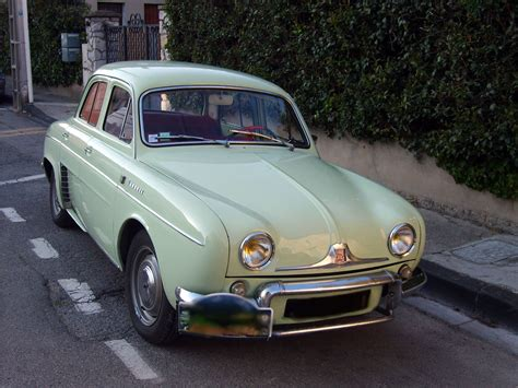 renault dauphine gordini renault dauphine pictures posters news and videos on