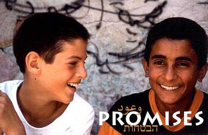 promise documentary film promises the voices of israeli and palestinian kids