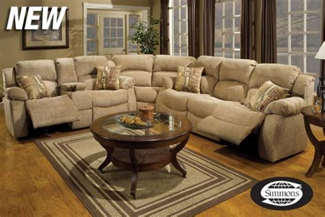 3 Recliner Sectional by Hud 3 Reclining Sectional