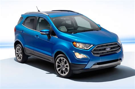 New Ford 2018 Ecosport by 2018 Ford Ecosport Reviews And Rating Motor Trend