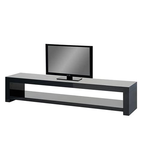 tv bank schwarz hochglanz tv rack lowboard schwarz hochglanz fernsehtisch tv hifi