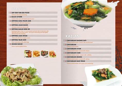 Buku Menu buku menu rumah makan dewi sri mojokerto picture of