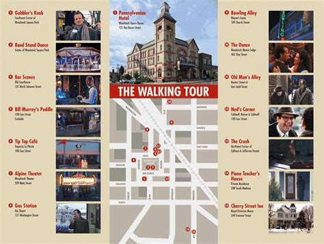 groundhog day tour about those groundhog day s filming locations