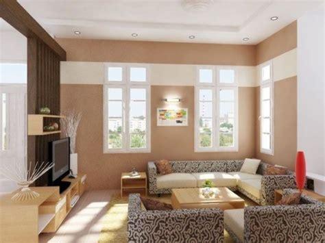 warna cat ruang tamu minimalis  bagus terbaru