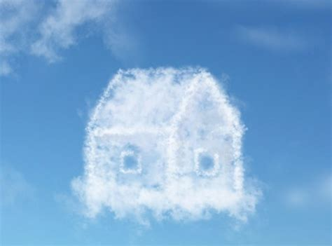 cloud house look lyndi smith